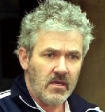 John Cooper bei seiner Festnahme 1998.